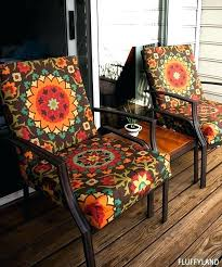 Sears Patio Furniture Cushions Cushions For Wicker Chair Cushioned Patio Chairs Recovered Patio