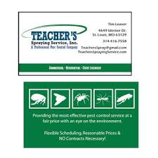 pest marketing gallery busines cards