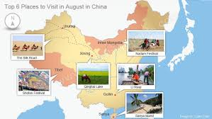 top places to travel in august in china where to go in august in