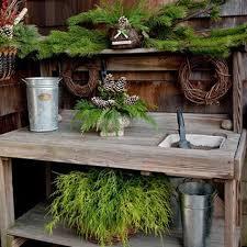 Garden Potting Bench 25 Beautiful Potting Bench Design Ideas Creating Convenient