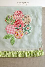 beautiful detailed tea towel this would be a fun gift idea