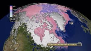 north pole winter snow u0026 sea ice hd youtube