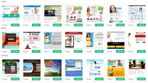 landing page templates for blogger 5 reasons why bloggers need landing pages