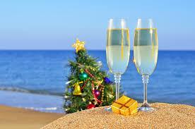 sand new year beauty beach cups ocean summer present christmas