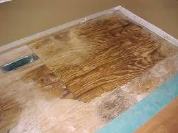 Laminate Flooring Water Damage Subfloor Water Damage Repair Wrenn Home Improvements Wake Forest