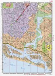 Map Of Newport Oregon by Newport Beach Road Map