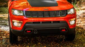 2017 jeep compass capability features