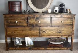 diy industrial couch console u2013 restoring moore photography