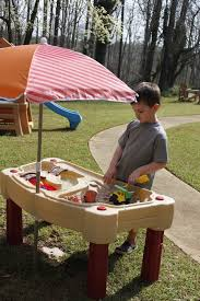 step 2 sand and water table new for spring by step2 play up adjustable sand water table