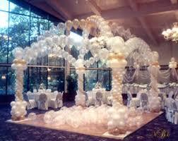 cinderella themed quinceanera ideas wedding balloon decor tulsa ok