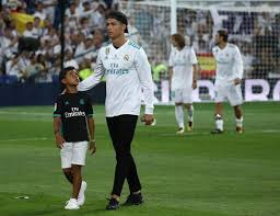 cristiano ronaldo cristiano ronaldo posts of following in his footsteps as