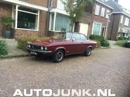 1972 opel manta 1972 opel manta a foto u0027s autojunk nl 178756