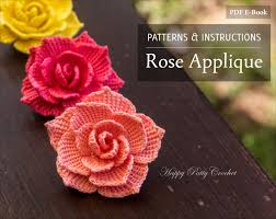 how to crochet flowers crochet and knit