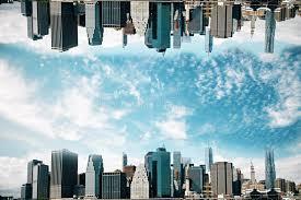 cityscape backdrop cityscape stock illustration illustration of mockup