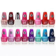 amazon com 16pc l a colors extreme shine gel nail polish no uv