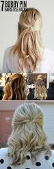 best 25 bobby pin hair ideas on pinterest bobby pins pearl