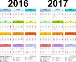 2016 and 2017 calendar uk 2017 calendar with holidays