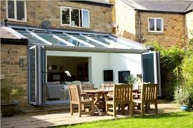 Bifold Patio Door by Folding Patio Doors