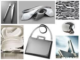 futuristic design mood board car body design