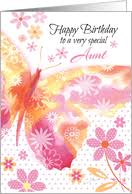 birthday cards for aunt from greeting card universe