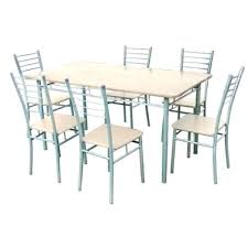 table et chaises de cuisine chez conforama table chaises cuisine fabulous ensemble table chaises de cuisine
