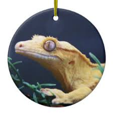 gecko tree decorations ornaments zazzle co uk