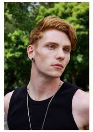 best haircuts for ginger men men s hard part haircut or mohawk hairstyle for men all in men