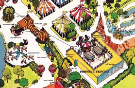 Six Flags Great Adventure Map Parashooter At Six Flags Great Adventure