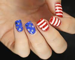 nail art for the 4th of july u2013 slybury com