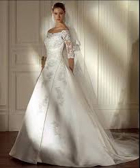 white wedding dresses with lace sleeves wedding decorate ideas