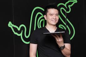 bureau secr騁aire 雷蛇ceo陈民亮 一位商人的游戏人生 科技 腾讯网