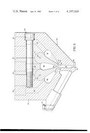 patent us4197069 variable thickness extrusion die google patents