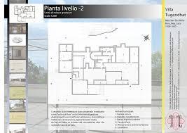 Mies Van Der Rohe Floor Plan by Studio E Restituzione Grafica Di Casa Tugendhat By Mies Van Der