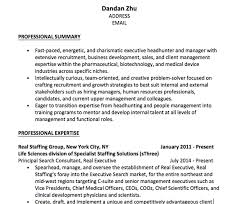 What Is A Objective On A Resume What Is A Good Example Of A Strong Professional Objective On A