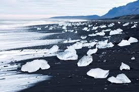 Sand Beach by Black Sand Beach Iceland Feel The Planet