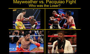 Pacquiao Meme - mayweather vs pacquiao fight meme loser steemit