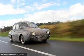 renault dauphine gordini body by renault heart by yamaha speedhunters