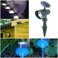 Solar Lights Garden Solar Lights For A Secure Garden And Pleasant Atmosphere Hum Ideas