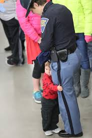 photos local law enforcement take 200 kids shopping for christmas