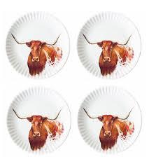 amazon com western longhorn steer 9