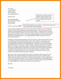 Job Cover Letter Examples Cover Letter Examples For Job Interest Image Collections Cover