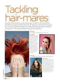 tips when youre bored of straight lifeless hair hair beauty may 2015
