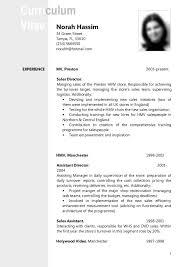 Resume Example Word Document by Cv English Cv English Example Kent Sample Document Resume Cv With