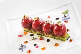 photo plat cuisine gastronomique carte du vilargène restaurant gastronomique du château montvillargenne