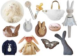 Natural Easter Decorations by A Lovely Lark Over 50 Sweet But Sugar Free Easter Gift Ideas