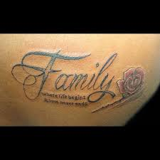 detailed script tattoos text gallery