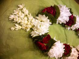 cheap garlands for weddings cambodian or khmer wedding veil or flower garland khmer