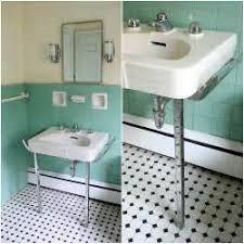 Split Level Floor Plans 1960s Bright 1960s Ceramic Tile Designs 1960s Print Bathroom Tiles Tsc
