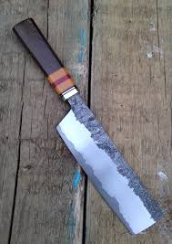 new to this forum and a japanese style kitchenknife handmade