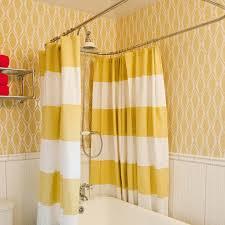 Oval Shower Curtain Rail Australia Fresh Simple Oval Shower Curtain Rod Design In New Y 24171
